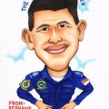 Caricature for Air Force Chief Warrant Officer