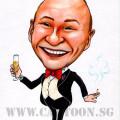 englishman caricature