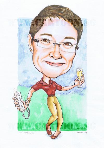 caricature-wii-champagne.jpg