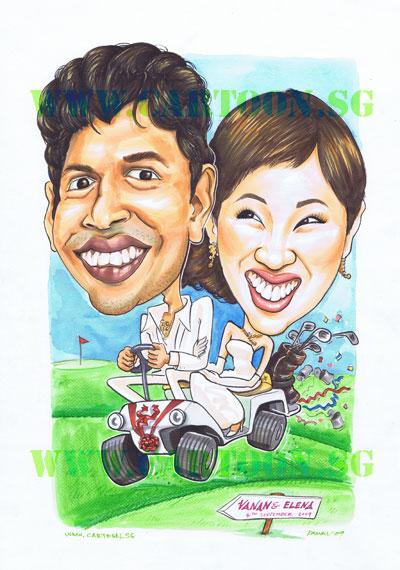 golfer-mixed-marriage-wedding-invitation-cards.jpg