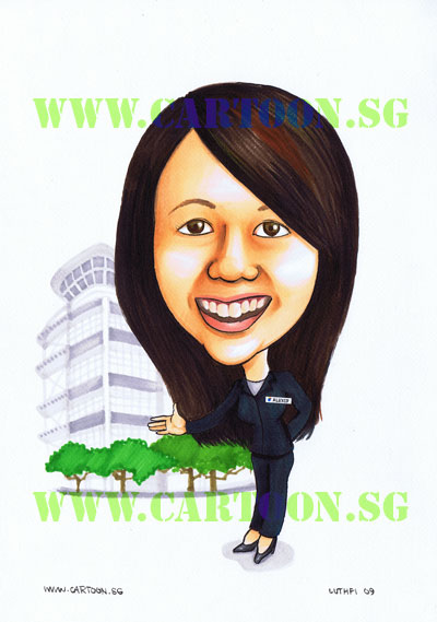 caricature-singapore-librarian-building.jpg