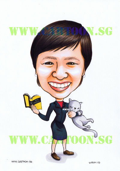caricature-singapore-librarian-cat.jpg