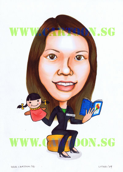 caricature-singapore-librarian-storyteller.jpg