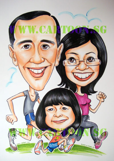 jogging-family-caricatures.jpg