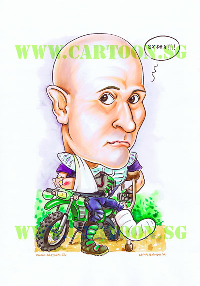 BHP-Singapore-Caricatures-Accident