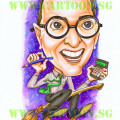 BHP-Singapore-Caricatures-Harry_Potter
