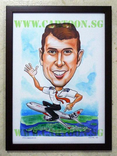 jetstar-chief-pilot-aeroplane-singapore-gift-caricature.jpg