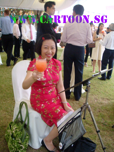 live-event-caricature-singapore-chinesenewyear-cocktail-reception-1