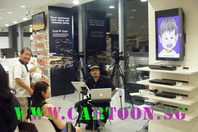 sony-caricature-live-event-digital-singapore-1