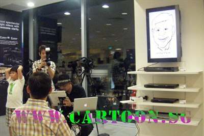 sony-caricature-live-event-digital-singapore-4