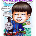 2010-06-22-Farewell-Gift-Caricature-For-Friends