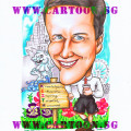 farewell-gift-caricature-boss