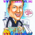 Ritz-Carlton-China-gift-caricature-boss