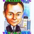 p&g-pantene-farewell-gift-caricature