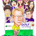 Farewell-Gift-Caricature-for-Cellmark