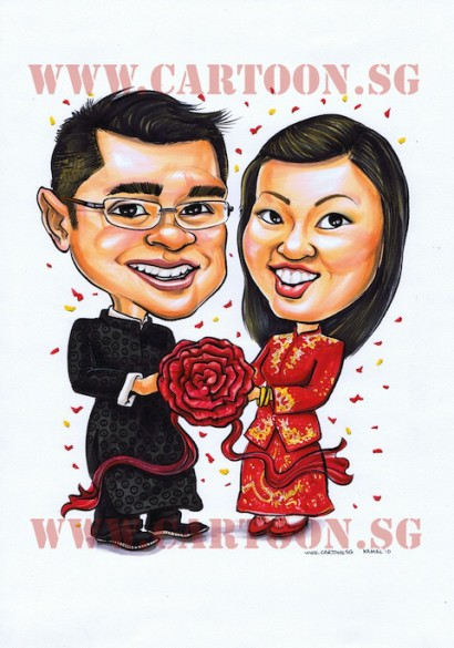 """Gongxi"" - Traditional Chinese Wedding"