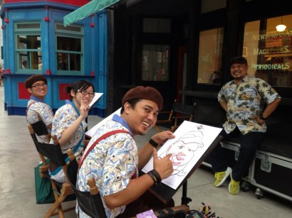 Caricature-Artists-At-Universal-Studios-Singapore[1]