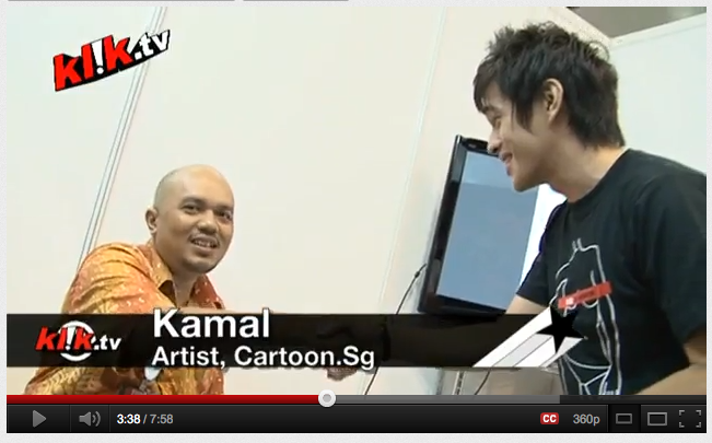 caricature_artist_on_youtube_video_at_singapore_comic_con.png