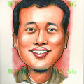 Award Winner Caricature Gift
