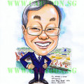 2012-08-02-jurong-port-retirement-gift-senior-consultant-caricature-cartoon