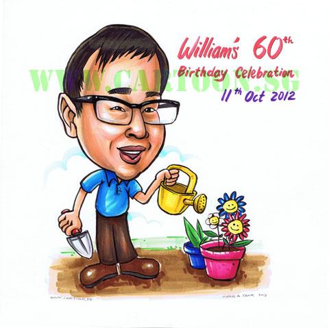 2012-09-03-birthday-souvenir-caricature-gift-gardener-plant1.jpg