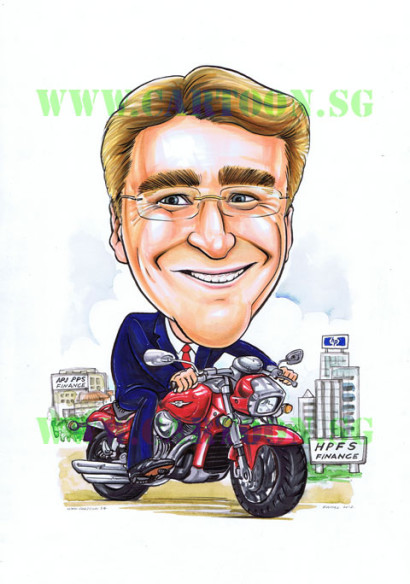2012-11-05-motorcycle-harley-ceo-gifts-caricature-hp-cfo-corporate-suit-biker
