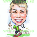 2012-12-17-soccer-boy-caricature-singapore