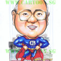 2012-superman-COS-Caricature-gift-boss-office-jpg