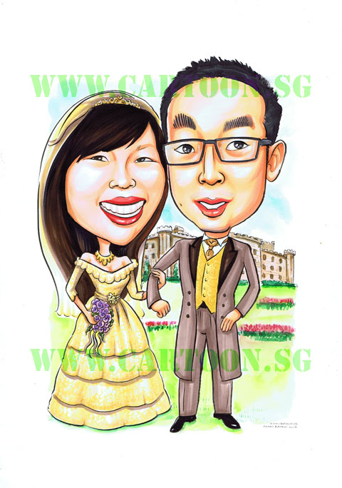 2013-01-18-just-married-wedding-couple-caricature.jpg