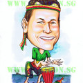 2013-03-13-Reggae-Drum-Male-Caricature-colourfull-rainbow