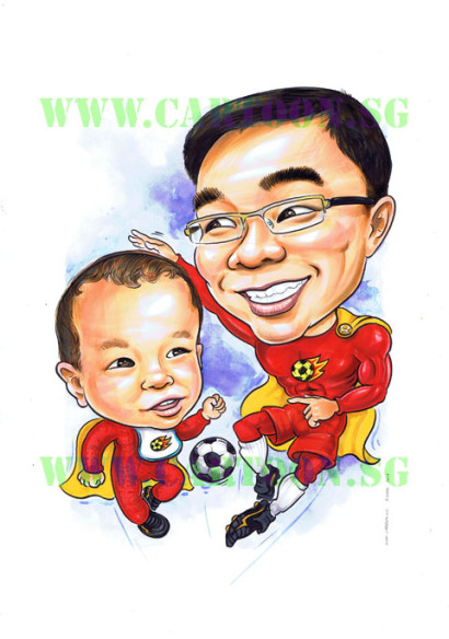 2013-04-01-Superhero-theme-incredible-father-son-football