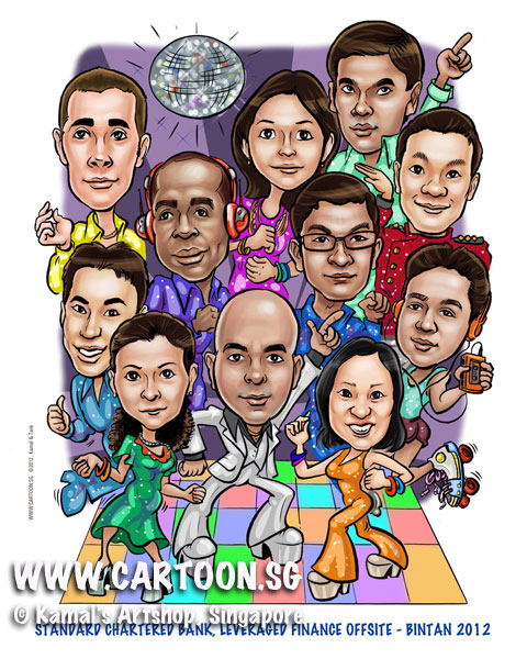 SCB-Team-Caricature-Disco.jpg
