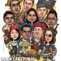 SCB-Team-Caricature-Pirates