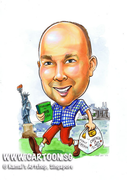 2013-05-16-caricatute-checkered-shirt-chicken-US-statue-of-Liberty