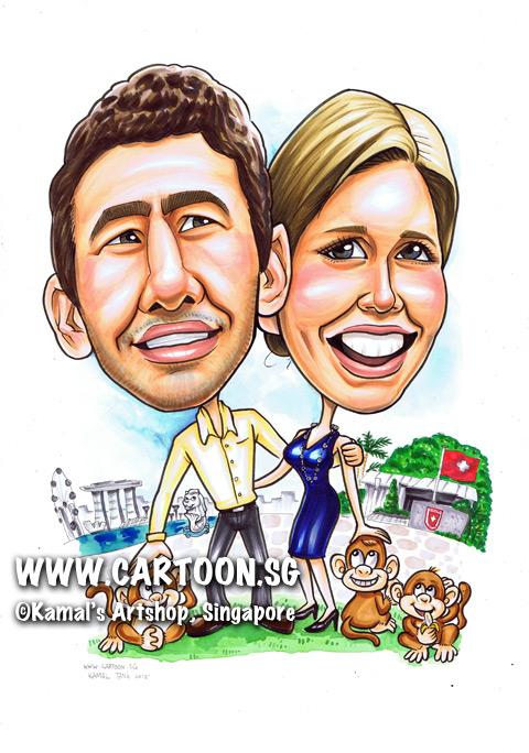 2013-05-17-caricature-monkeys-couple-swiss-embassy-singapore.jpg