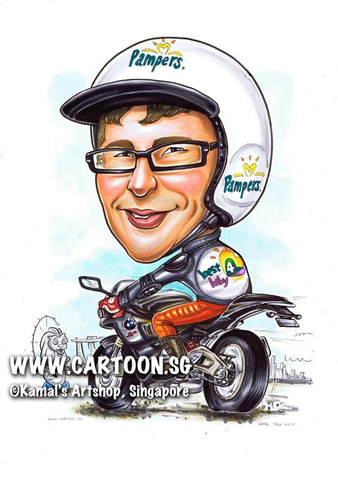 2013-06-25-caricature-pampers-bike-harley-jacket-merlion-.jpg