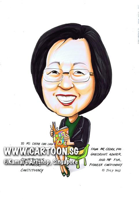 2013-07-11-caricature-smiling-book-green-chiar-high-heels-Pioneer.jpg