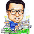 2013-07-15-caricature-samsung-football-blue-jersey-stadium