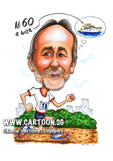 2013-07-22-caricature-ship-running-bushes-landscape-building.jpg