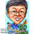 2012-11-30-60th-birthday-caricature-plant-icecream