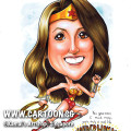 2013-10-03-caricature-superhero-wonder-woman-power-fly-boss-gift