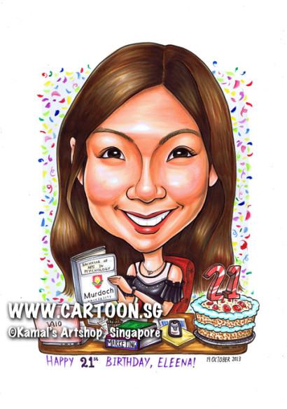 2013-10-09-Vaio-Notebook-Desk-Birthday-Cake-21st-Birthday-Necklace-Watch-Chair