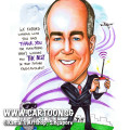 2013-11-25-caricature-singapore-boss-farewell-purple-fibre-marina-bay-sand-merlion-giftquadcopter-controler-play