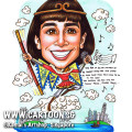 2013-11-29-caricature-singapore-monkey-king-magic-fantasy-merlion-hong-kong-fly-chinese-cloud-sky-boss-gift