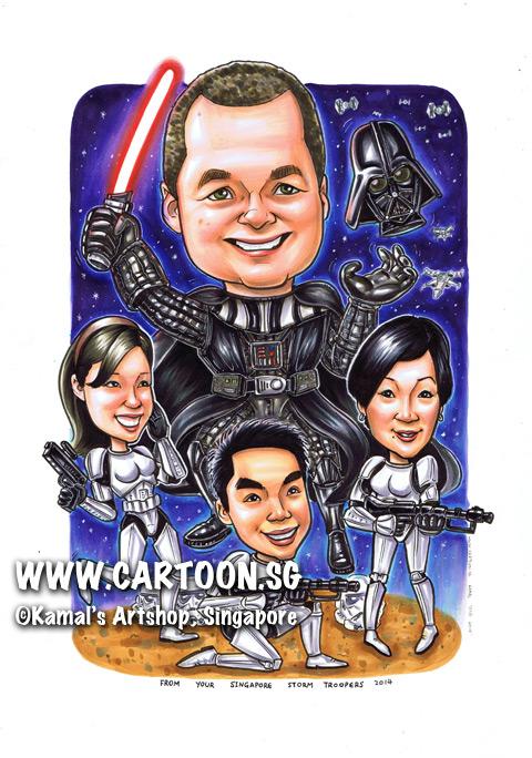 2014-01-21-caricature-singapore-gift-star-war-space-ships-darth-vader-stormtroopers-light-saber-guns-weapons-aliens-ufo-fight-superhero.jpg