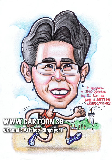 2014-01-21-live-caricature-singapore-gift-running-sport-army.jpg