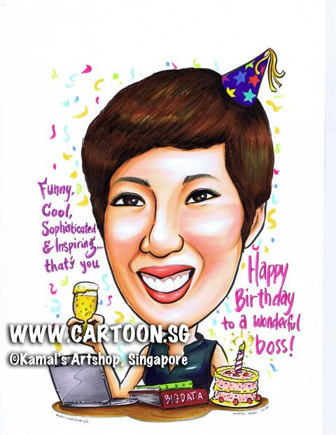 2014 02 10 Happy Birthday Wonderful Boss Beer