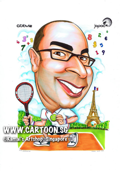 2014-02-10-Racket-Tennis-Eiffel-Tower-Finance-Director-Numbers-Trees