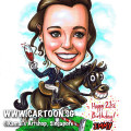 2014-04-15-Happy-21st-Birthday-Horse-Jumping-Bar-Polo-Wine-Glass-Green-Grass
