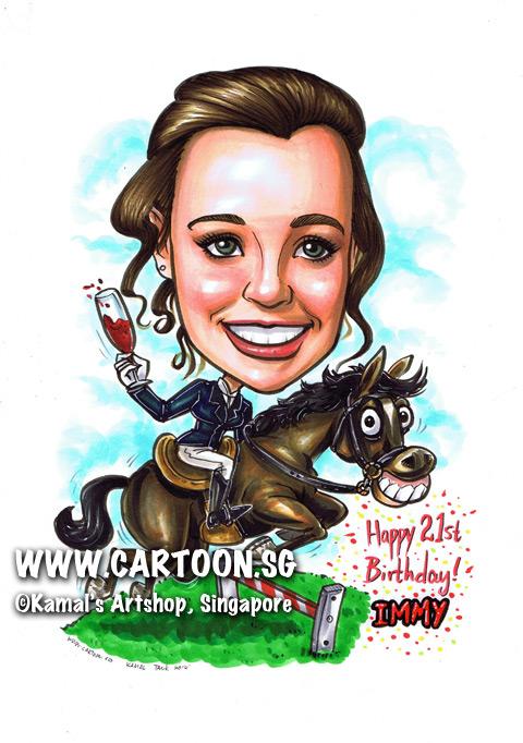2014-04-15-Happy-21st-Birthday-Horse-Jumping-Bar-Polo-Wine-Glass-Green-Grass.jpg